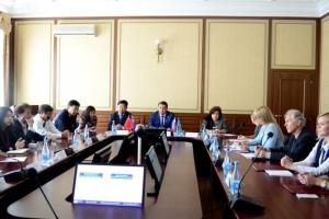 ТГУ и китайский университет будут сотрудничать в сфере разработок программ для земделелия