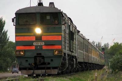 В Моршанском районе пьяного мужчину, лежащего на рельсах, переехал поезд