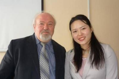 Соискатель из Китая успешно защитила кандидатскую диссертацию в Тамбове