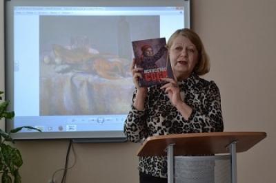 В Тамбовском филиале РАНХиГС прошла лекция на тему искусства СССР
