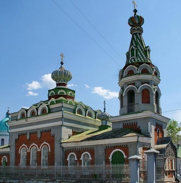 У тамбовских старообрядцев снова есть собственный храм