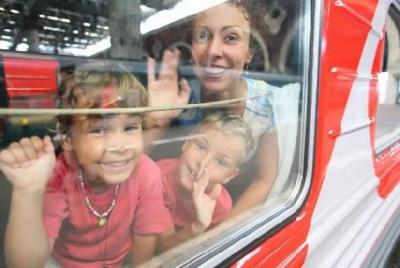 В электричках Тамбовской области введена скидка на детский билет