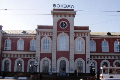 Железнодорожный вокзал в Тамбове изменит свой облик