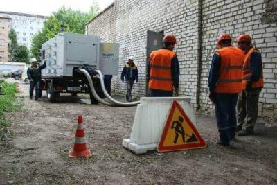 В Тамбове повторно отключат горячую воду