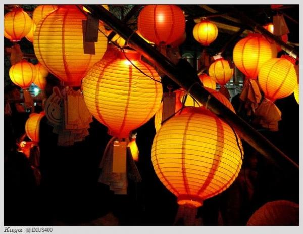В Тамбове отметят праздник фонарей