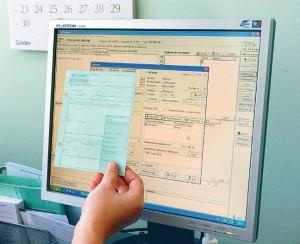 В 2017 году бумажные больничные листы начнут заменять электронными