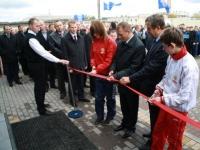 В Тамбовской области построили новый спорткомплекс