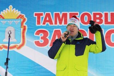 """""""Тамбовщина за спорт"""" - мичуринцы поддержали российских спортсменов"""