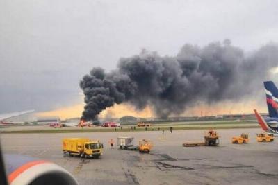 В авиакатастрофе в Шереметьево погиб житель Тамбовской области