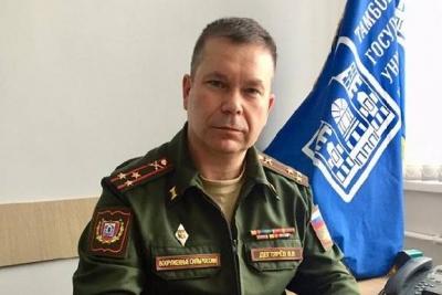 Валерий Дегтярев: Кафедра набирает свою популярность