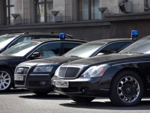 Тамбовские чиновники останутся со старыми автомобилями
