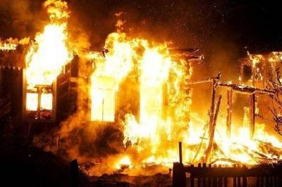 В Мичуринске при тушении пожара в квартире обнаружено тело пенсионерки