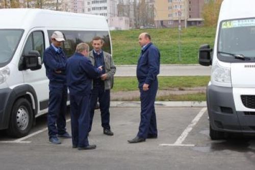 Водители общественного транспорта и такси в Тамбове наденут униформу синего цвета