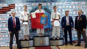 Тамбовчане привезли золотые медали с Первенства России по всестилевому каратэ