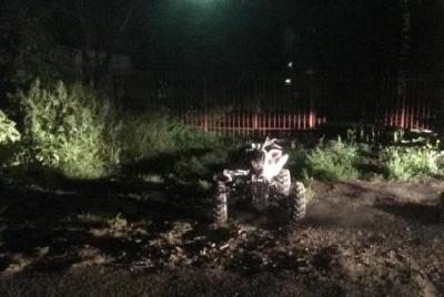 В Моршанске в ДТП пострадал водитель квадроцикла