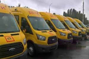 25 новых школьных автобусов получит Тамбовская область в этом году