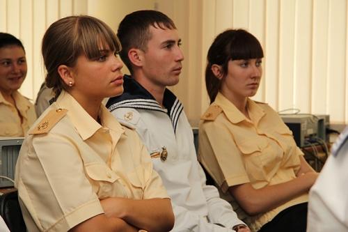 Тамбовчане отметили День военно-морских знаний