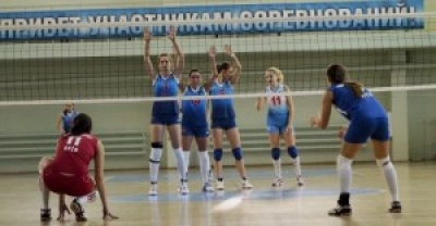 Волейболистки из ТГУ взяли студенческий кубок ЦФО