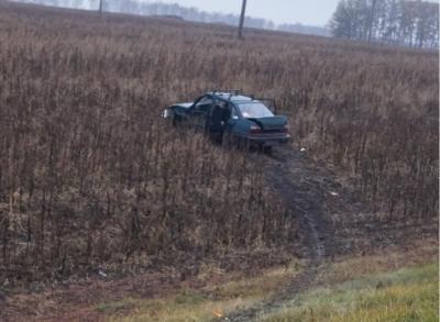 В Мичуринском районе столкнулись две иномарки: пострадала женщина