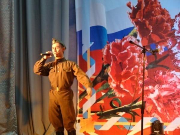 В Тамбове завершается фестиваль патриотической песни