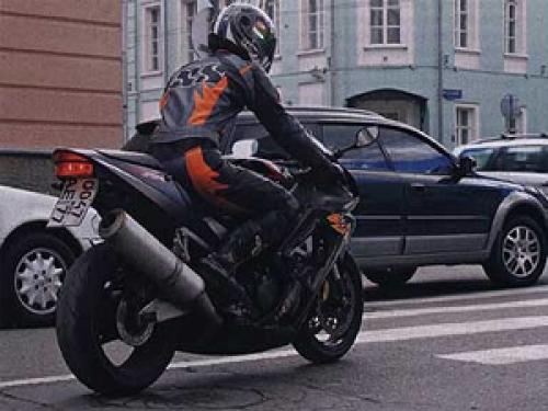 В Тамбовской области ужесточится контроль за мотоциклистами