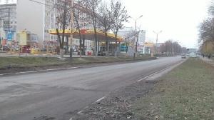 Асфальтирование улицы Рылеева в Тамбове закончат до конца недели