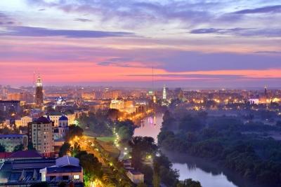 Тамбов участвует в голосовании на самый привлекательный город России