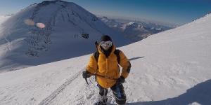 Восхождение нагору Эльбрус