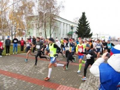 Завтра в Мучкапе 1000 спортсменов из 80 городов примет участие в самом крупном марафоне Черноземья