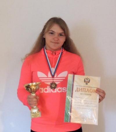 Тамбовская дзюдоистка Кристина Горбачева выступит на Всемирной Гимназиаде