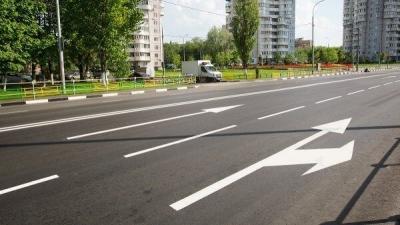 Новая разметка обойдется Тамбовской области в 63 млн рублей