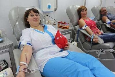 В Котовске 80 человек приняли участие в Дне донора
