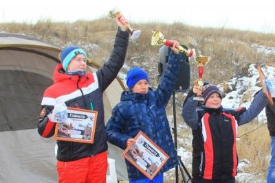 Тамбовские гонщики привезли из Липецка три медали