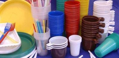 Одноразовую пластиковую посуду хотят запретить