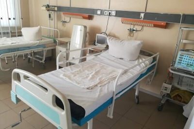 В Первомайской районной больнице улучшили условия для пациентов