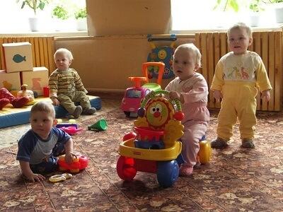 В Тамбовской области 25 процентов детей до 3 лет не могут попасть в детский сад