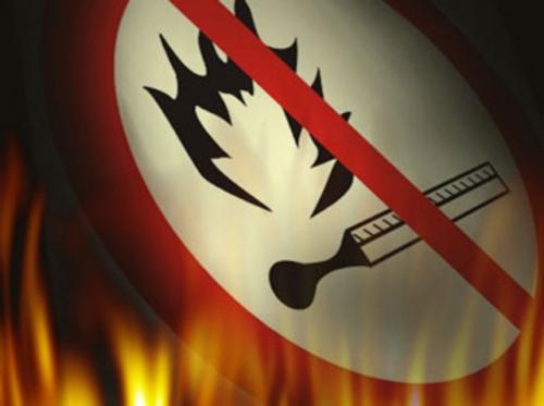 На Тамбовщине введён особый противопожарный режим