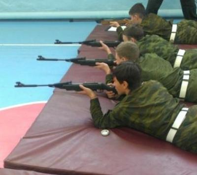 Студенты ТГТУ оспаривают победу в военно-прикладных видах