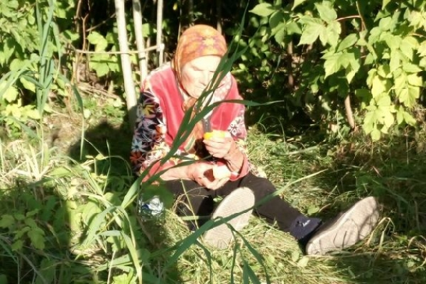 Потерявшуюся пенсионерку из Рассказова искали три дня