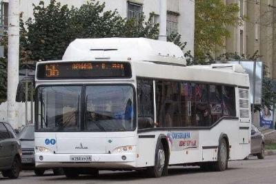 """Расписание автобусов до школы """"Сколково"""" в Тамбове изменилось"""