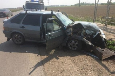 В ДТП под Мичуринском пострадали пять человек, в том числе дети