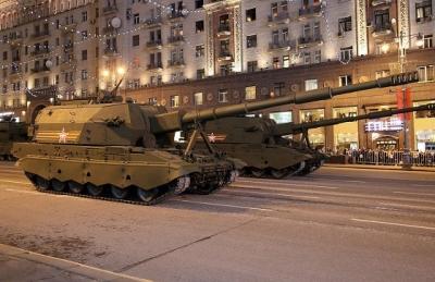 Какая техника будет участвовать в Параде Победы в Москве в этом году