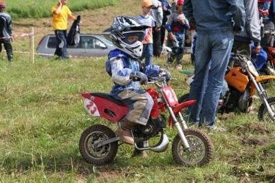 Юные тамбовчане участвовали в мотокроссе в Пензе