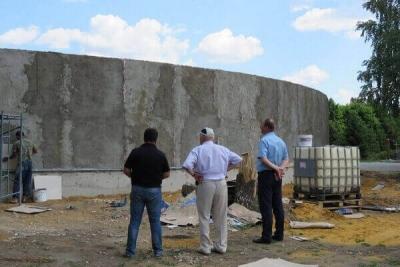 В Никифоровском районе строят крупный мемориальный комплекс