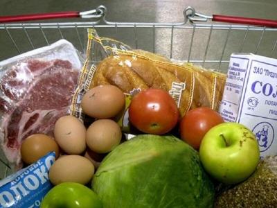 Цены на социально значимые продукты в Тамбовской области одни из самых низких в стране