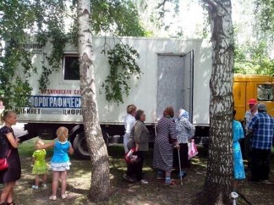 Тамбовские специалисты провели выездной прием в Первомайском районе
