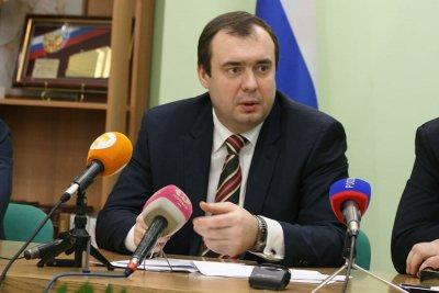 Тамбовский вице-губернатор Игорь Кулаков покинул пост