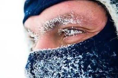 В Тамбове десять человек попали в больницу с обморожениями