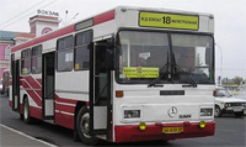 Тамбовские автобусы перейдут на газ