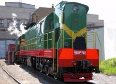 """Региональные власти помогли обеспечить локомотиворемонтный завод """"Милорем"""" заказами до конца года"""